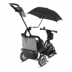 Detská trojkolka Baby Mix Safari green