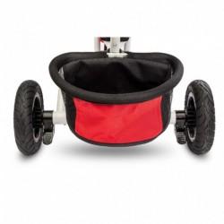 Luxusný zimný fusak New Baby Car light grey