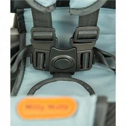 Zimný fusak New Baby Classic Wool grey