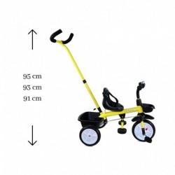 Luxusný fleecový fusak New Baby červený