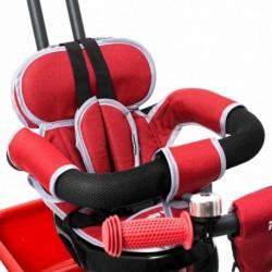 Elektrická motorka Baby Mix BMW red