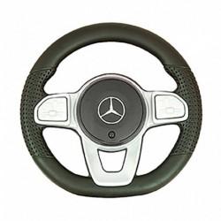 Drevená kolíska s plnou výbavou Sweet Dreams by Teddy - růžová