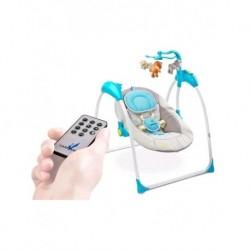 Jedálenský stolček - Žirafa oranžová