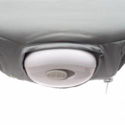 Little FROG Žakárová tkaná šatka na nosenie detí -  LEMON HOURGLASSES